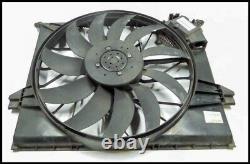 2006-2011 Mercedes w164 w251 ML350 GL500 ML320 x164 Radiator Engine Cooling Fan