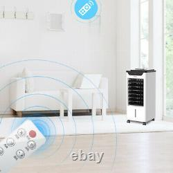 5.0L Portable Room Air Conditioner Indoor Cooler Fan Conditioning Unit Mobile