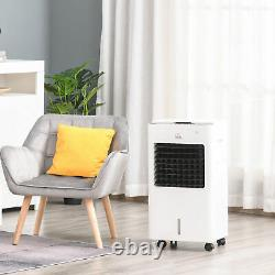 8.5L Air Cooler Ice Cooling Function 3 Speed 3 Mode 7.5 Timer Ice Box Home Offic