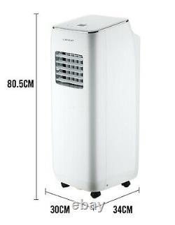 9000 BTU Portable Air Conditioner SMART WI-FI Air Cooler Air Conditioning Unit