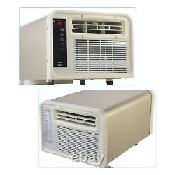 900W Air Conditioner Portable Conditioning Unit Mobile Cooler Heater Timer 220v
