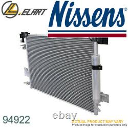 A/c Air Condenser Radiator New Oe Replacement For Audi A6 Avant 4b5 C5 Ajk Aza