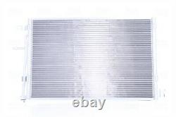 A/c Air Condenser Radiator New Oe Replacement For Audi Seat Bdv Asn Amm Bfc Bcz