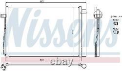 A/c Air Condenser Radiator New Oe Replacement For Bmw Alpina 7 E65 E66 E67 N62