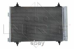 A/c Air Condenser Radiator New Oe Replacement For Citroen Peugeot Ds C4 II B7