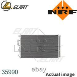 A/c Air Condenser Radiator New Oe Replacement For Hyundai Ix55 D6eb D6ea Nrf