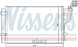 A/c Air Condenser Radiator New Oe Replacement For Hyundai Kia I30 Gd G4fa G4fc