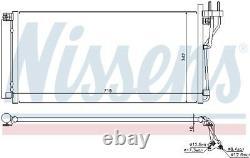 A/c Air Condenser Radiator New Oe Replacement For Hyundai Kia Sonata VI Yf G4kc