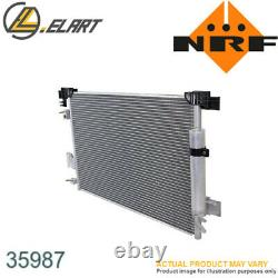 A/c Air Condenser Radiator New Oe Replacement For Hyundai Santa F II CM G6ba