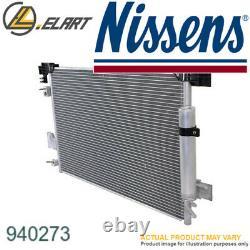 A/c Air Condenser Radiator New Oe Replacement For Kia Optima D4fd L Nissens