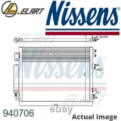 A/c Air Condenser Radiator New Oe Replacement For Lancia Dodge Chrysler Thema LX