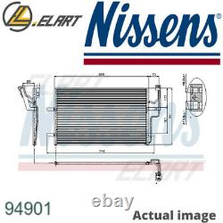 A/c Air Condenser Radiator New Oe Replacement For Mazda 3 Saloon Bk Y601 Rf7j 3