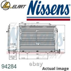 A/c Air Condenser Radiator New Oe Replacement For Mercedes Benz C Class W202 Om