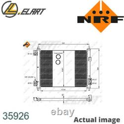 A/c Air Condenser Radiator New Oe Replacement For Nissan Cabstar Platform