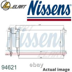 A/c Air Condenser Radiator New Oe Replacement For Nissan Nissan Dongfeng Micra