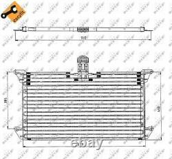 A/c Air Condenser Radiator New Oe Replacement For Opel Audi Vectra B Hatchback
