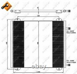 A/c Air Condenser Radiator New Oe Replacement For Renault Twingo I C06 D7f 700