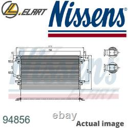A/c Air Condenser Radiator New Oe Replacement For Renault Vel Satis Bj0 G9t 600