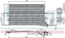 A/c Air Condenser Radiator New Oe Replacement For Saab 9 5 Ys3e B205e B235e