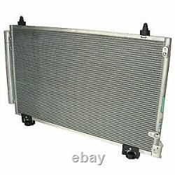 A/c Air Condenser Radiator New Oe Replacement For Toyota Avensis Saloon T25 1zz