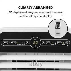 Air Conditioner Portable Conditioning Unit 9000BTU 1050W Mobile Cooler White