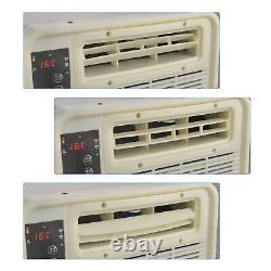 Air Conditioner Portable Conditioning Unit 950W Mobile Cooler Heater White