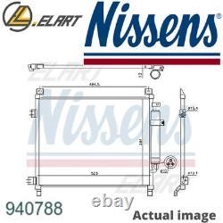 Air Conditioning Compressor Unit Module For Nissan Note E12 Hr12de Nissens