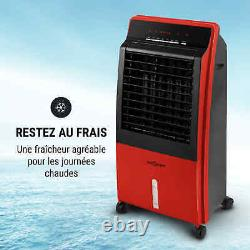 Air Cooler Fan Portable Conditioning Humidifier Purifier Home 2000W 65W Red