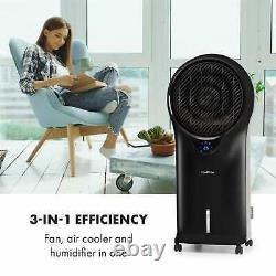 Air Fan Portable Conditioner Conditioning Room Cooler Ioniser Remote Control