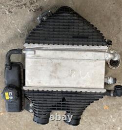 BMW F87 F80 F82 M2 M3 M4 Turbocharger Intercooler Air Cooler Unit Complete 2017