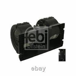 Blower Motor (Fits Volvo) Febi Bilstein 46345 Single