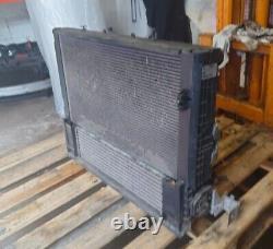 Bmw 1 Series F20 F21 M Sport Radiator Pack Rad Fan Intercooler 7600530 N47d20