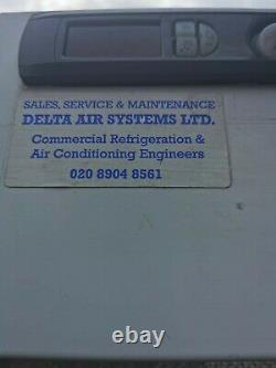 Commercial/Retail multi deck display fridge 1.25m(L)X0.67m(W)X2m(H) air cooler