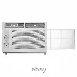 Cool Living Window Air Conditioner 5000 Mini Compact AC Unit 115V Window Kit New