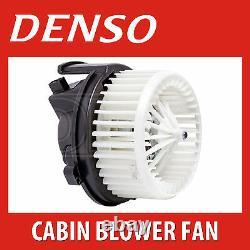 DENSO Interior Cabin Blower DEA12001 Heater Fan Genuine DENSO OE Fan