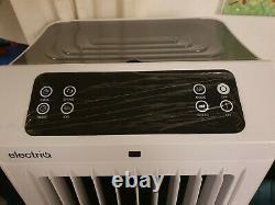 ELECTRIQ Slim40i FAN 40L Evaporative Air Cooler and Antibacterial Air Purifier