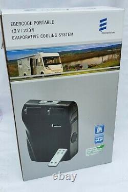 Ebercool Portable evaporative cooler 12v/240v