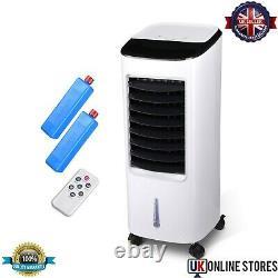 Evaporative Air Cooler Portable Conditioner Fan Conditioning Unit Remote Control