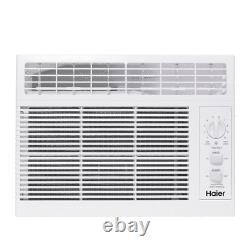 Haier QHV05LX 5,050 BTU Dehumidifying Window Room Air Conditioner AC Cooler Unit