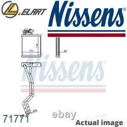 Heater Radiator Exhanger Unit For Ford Fiesta VI U5ja F6jd Kvja Stja Nissens