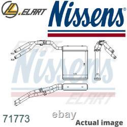 Heater Radiator Exhanger Unit For Ford Mondeo IV Turnier Ba7 Azbc Ukba Nissens