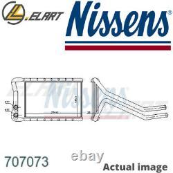 Heater Radiator Exhanger Unit For Hyundai Grand Santa F D4hb G6df Nissens