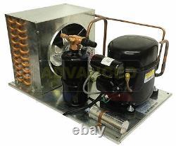Indoor Condensing Unit KB4430Y-1 High Temp 1/4 HP, HBP, R134a, 115V