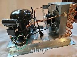 Indoor QT AE4440Y-AA Condensing Unit 1/3 HP, Medium Temp, R134a, 115V/1PH (USA)