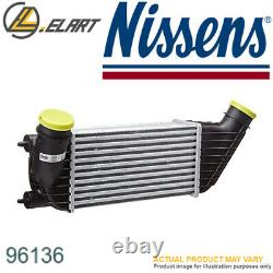 Intercooler Charger Unit For Land Rover Range Rover III LM 448dt Nissens
