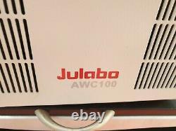 JULABO AWC100 AWC100GB Air-to-Water Recirculating Cooler (RBD6.1)