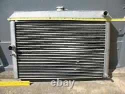 Kubota Perkins Radiator oil cooler unit Air Compressor welding plant £295+vat