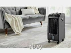 Livivo Portable Air Cooler 4L 75W black new boxed