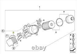 MINI R55 R56 Oil Cooler Air Heat Exchanger 7805977