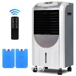 NEW 4 in 1 3 Speed Evaporative Air Cooler Conditioning Fan Heater Unit